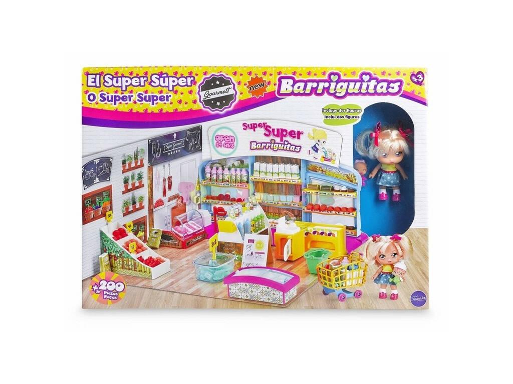 Barriguitas El Super Super Famosa 700014516