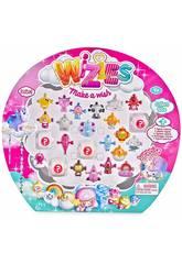 Wizies Pack 24 Figuras Famosa 700014322