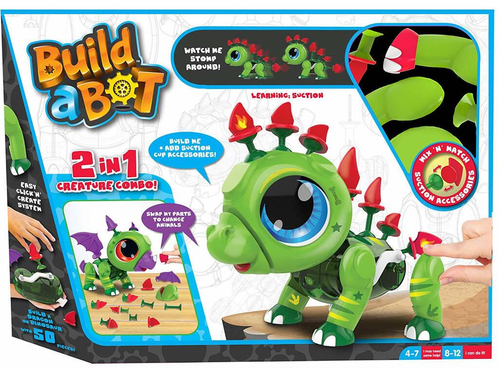 Build a Bot Suctions: Dino/Dragón 700014667