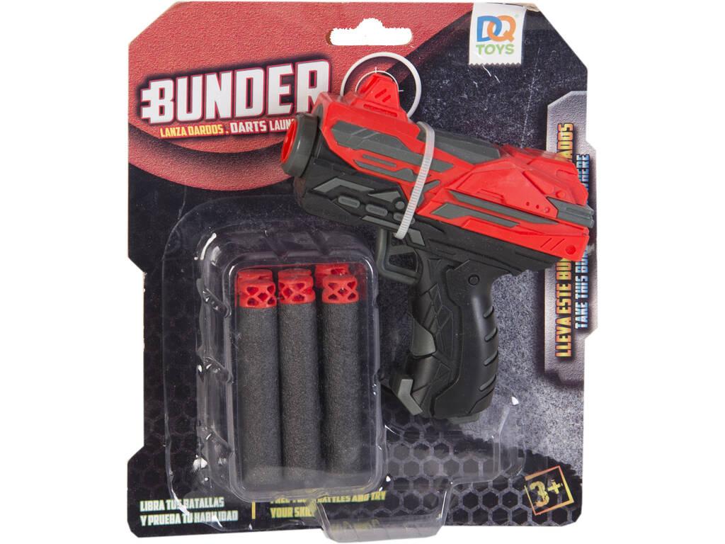 Lançadardos Mini Bunder