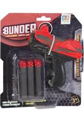 Lanzadardos Mini Bunder