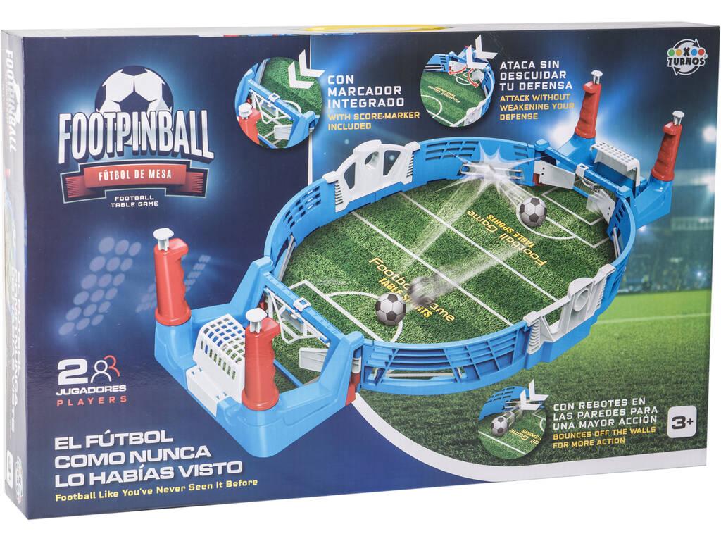 Fútbol de Mesa Foot Pin Ball