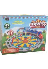 Bausatz Zirkus 63 Stück
