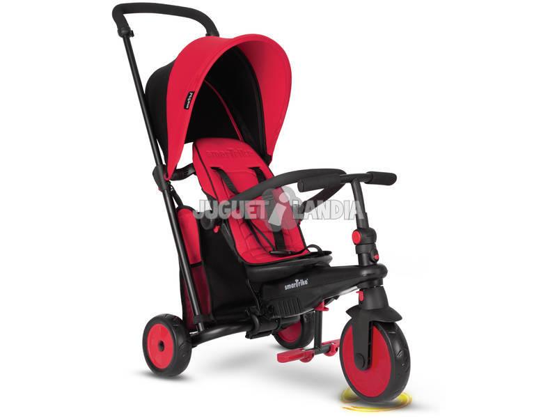 Triciclo 6 em 1 Smartfold 300 Plus Vermelho SmarTrike 5021500