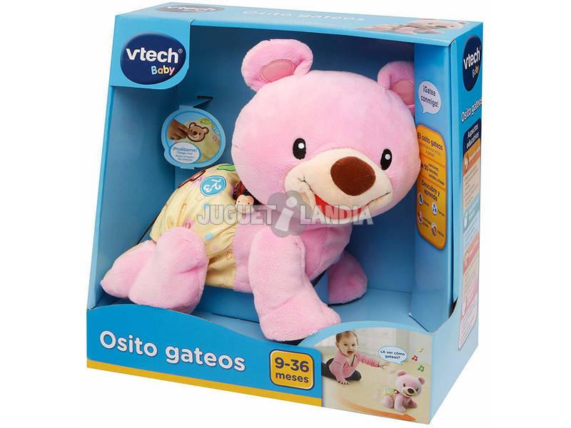 Osito Gateos Rosa Vtech 181157