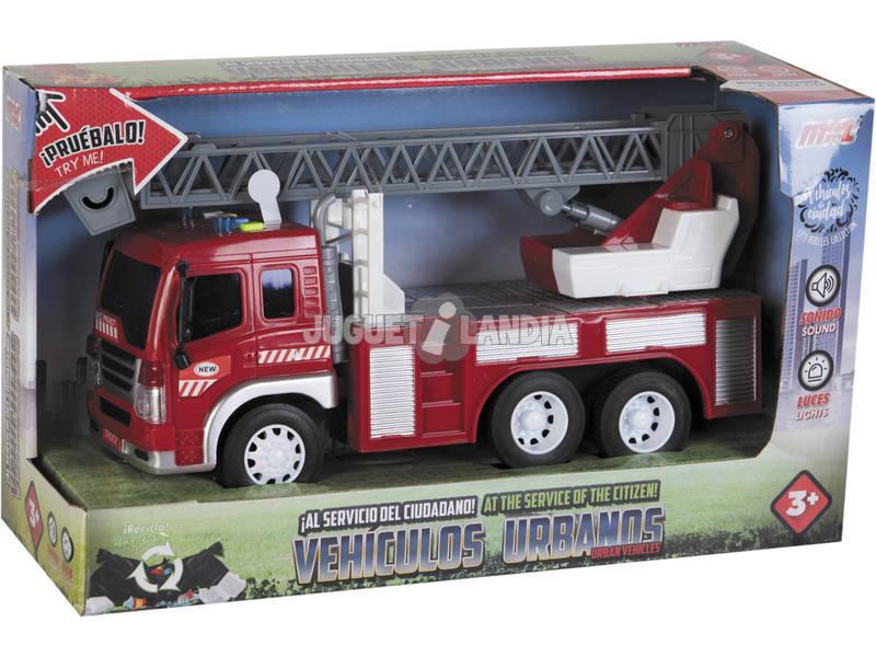 Camion Pompieri 26 cm