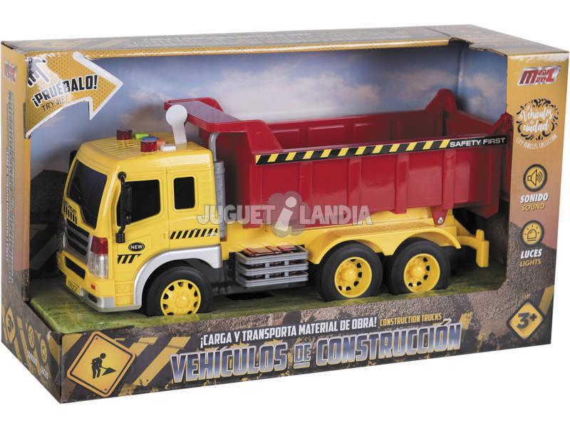 Camion con cassone Ribaltabile 27.5 cm.