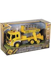 Camion Gru 25.5 cm.