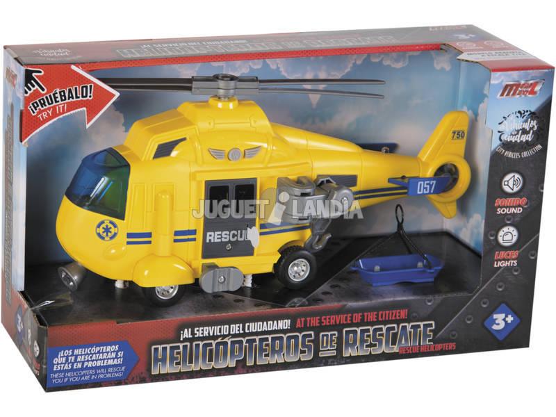 Elicottero Salvataggio 27.5 cm