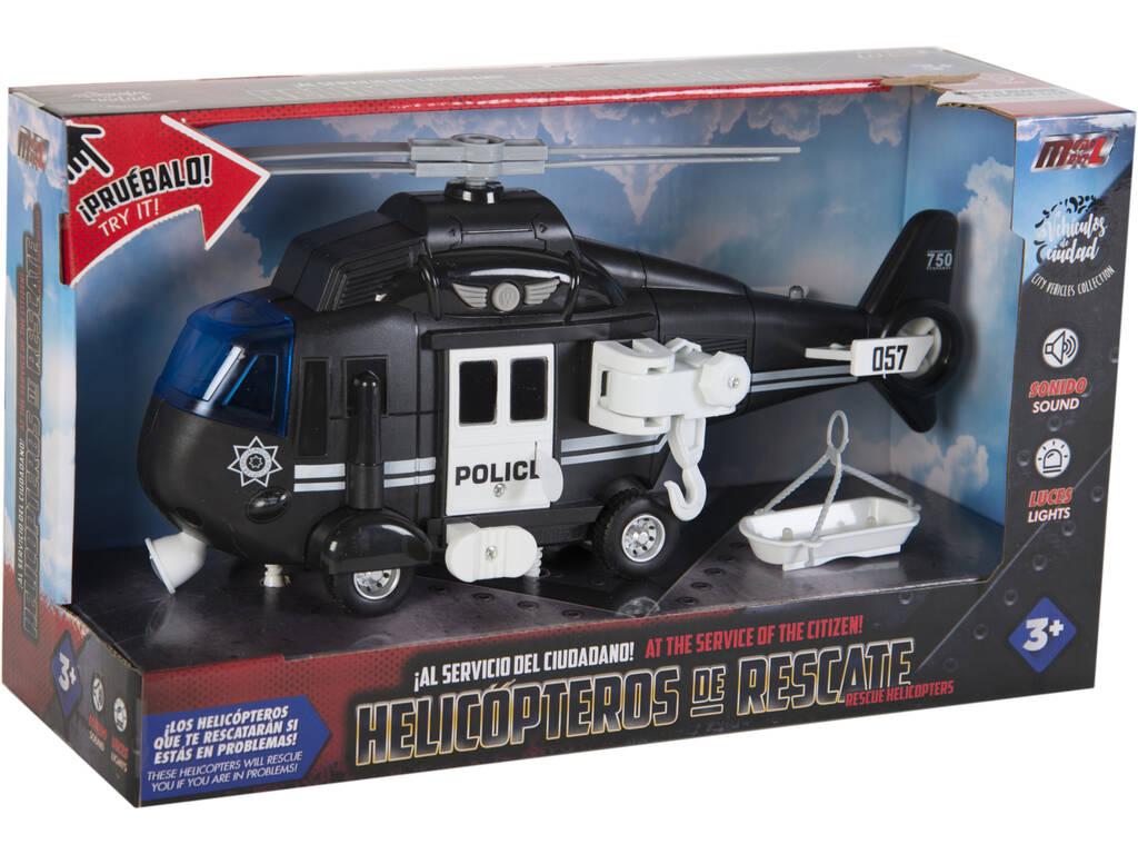 Elicottero Polizia 27.5