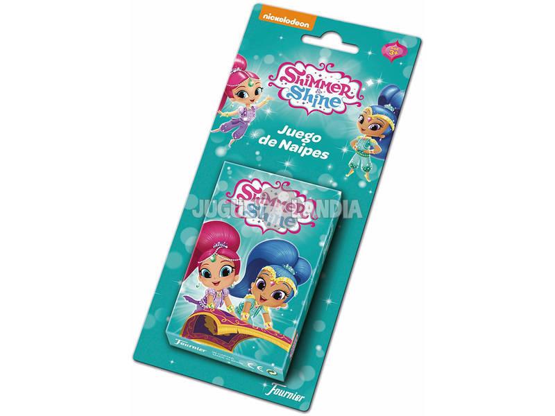 Baraja Infantil Shimmer and Shine Fournier 1034801