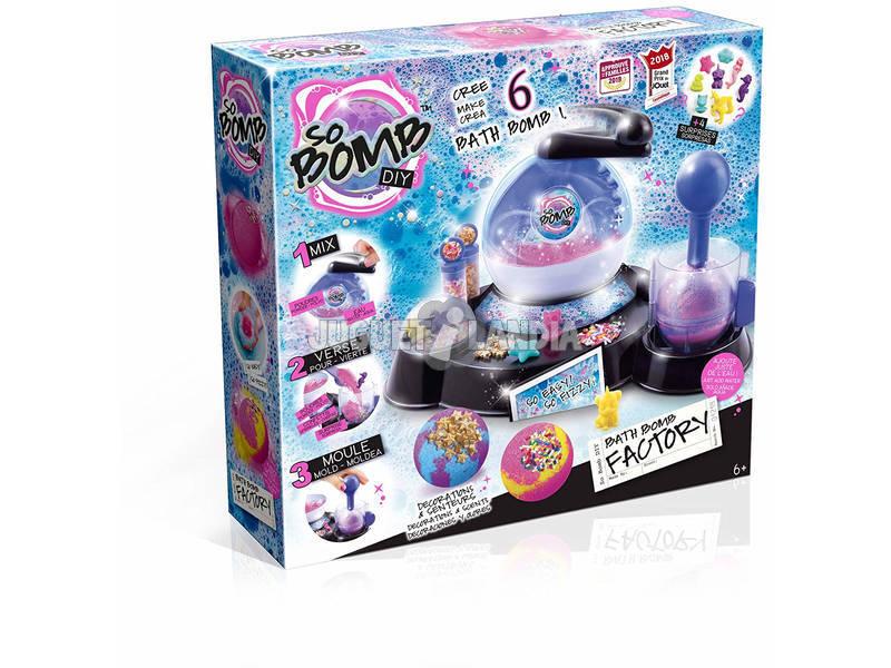 Fábrica Bath Bomb Canal Toys BBD005