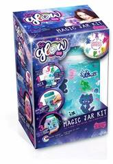 imagen So Glow Magic Jar Kit Crea tu Bote de la Calma Canal Toys SGD002