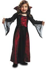 Disfraz Niña S Vampiresa Reina