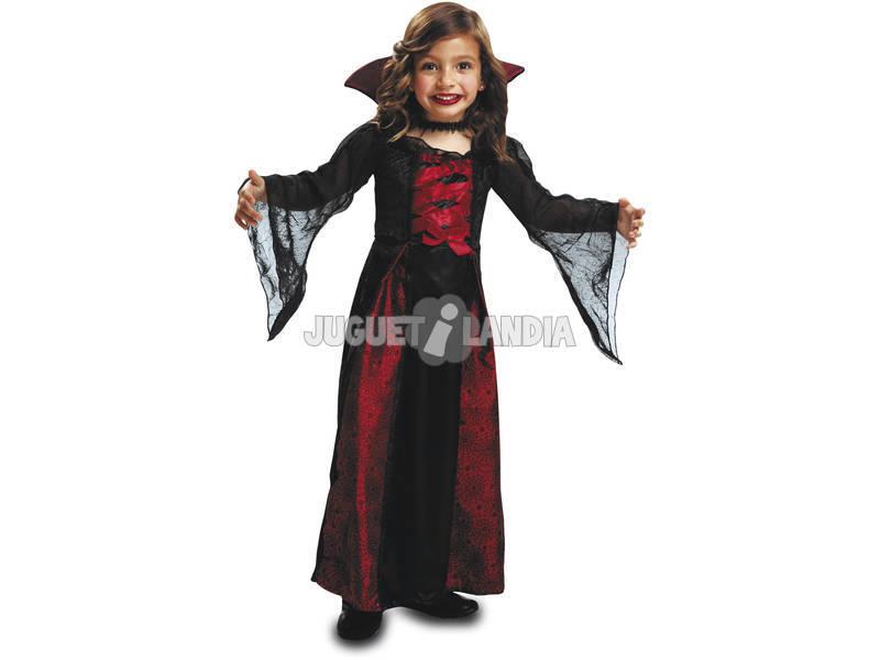 Disfarce Menina M Vampiresa Rainha