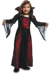 Disfraz Niña M Vampiresa Reina