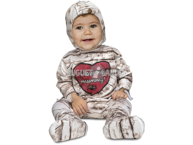 Costume Baby M Mummia