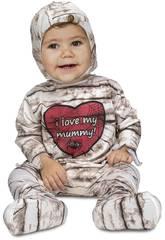 imagen Disfraz L Bebé Momia