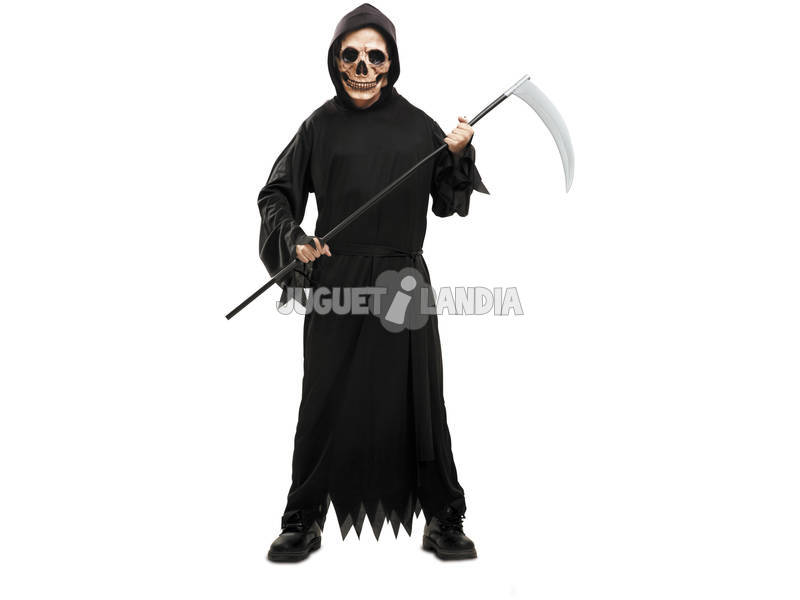 Costume Bimbo M Morte Tenebrosa
