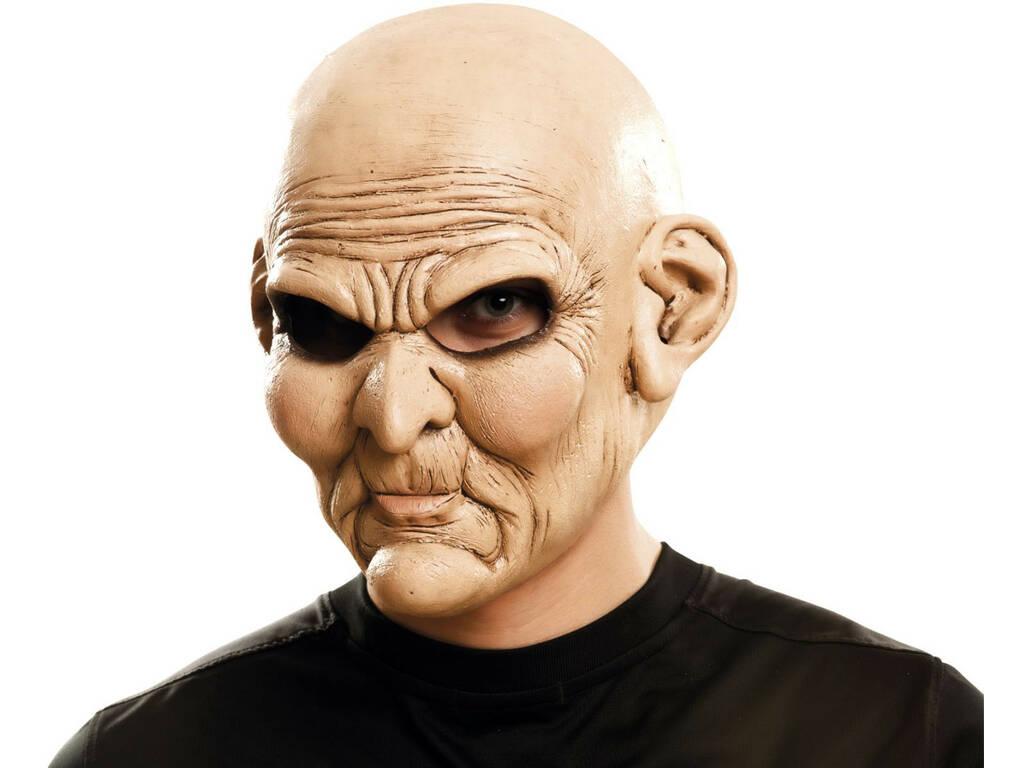 Máscara Viejo Psicopata