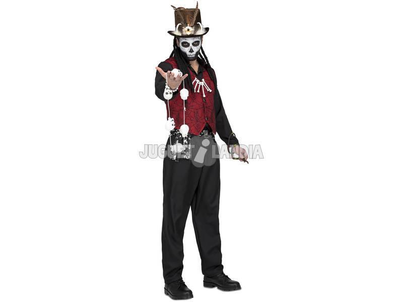 Disfraz Hombre L Maestro Voodo