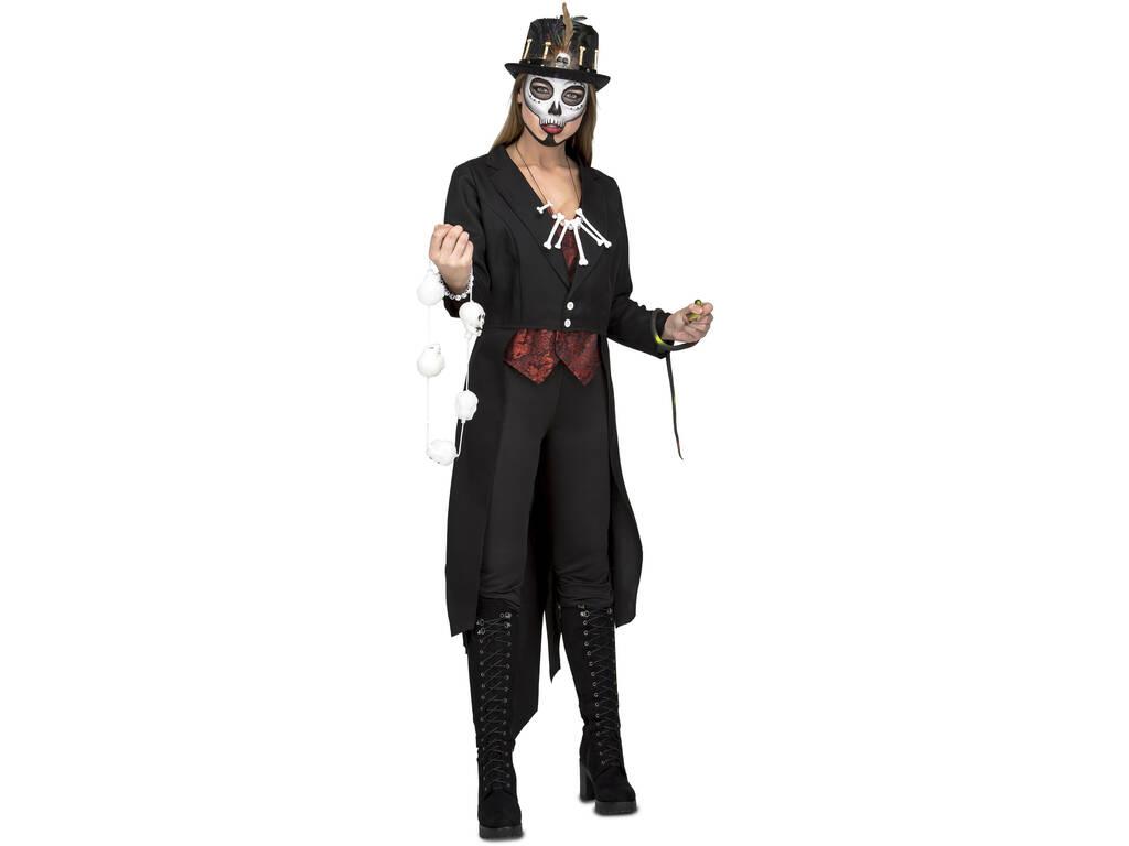 Costume L Donna Voodo Master