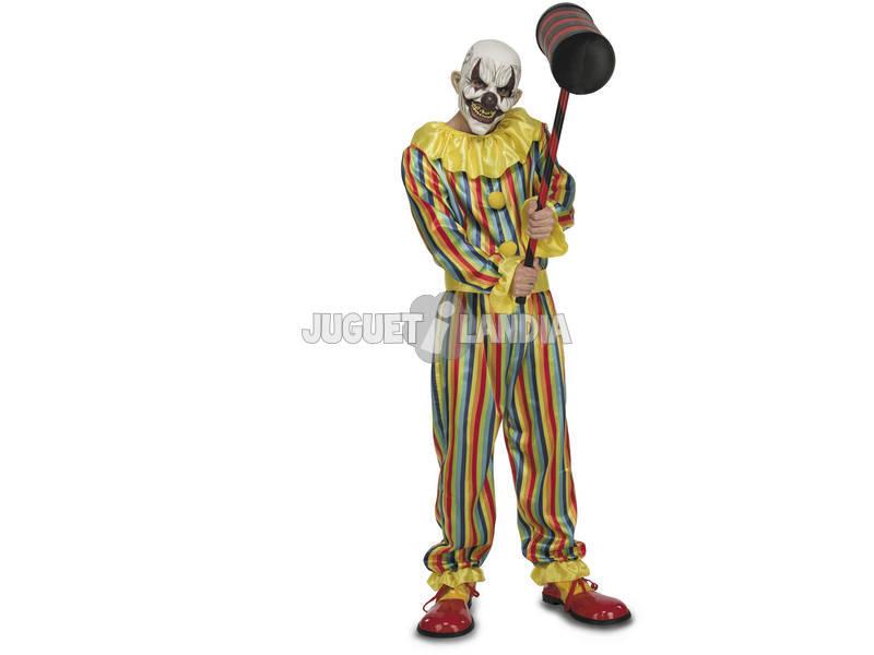Costume Uomo L Prank Clown