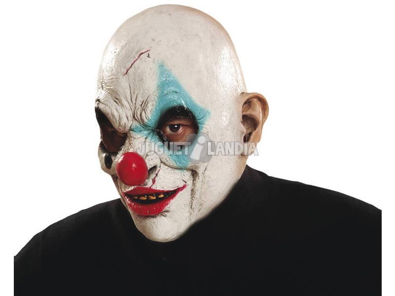 Maschera Pagliaccio Zombie