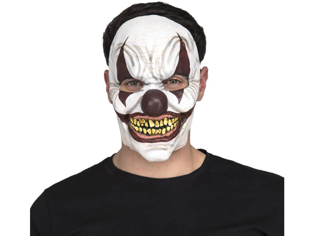 Maschera Pagliaccio Diabolico