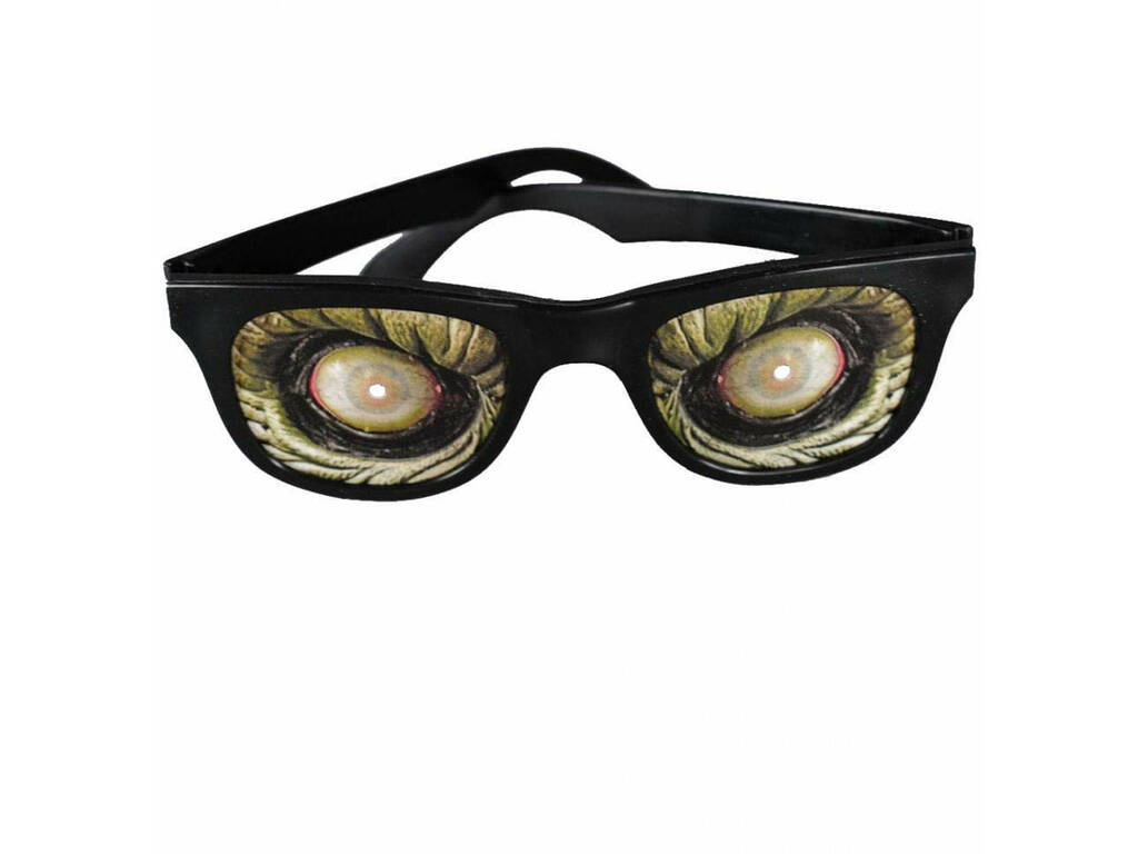 Óculos Zúmbi Adulto