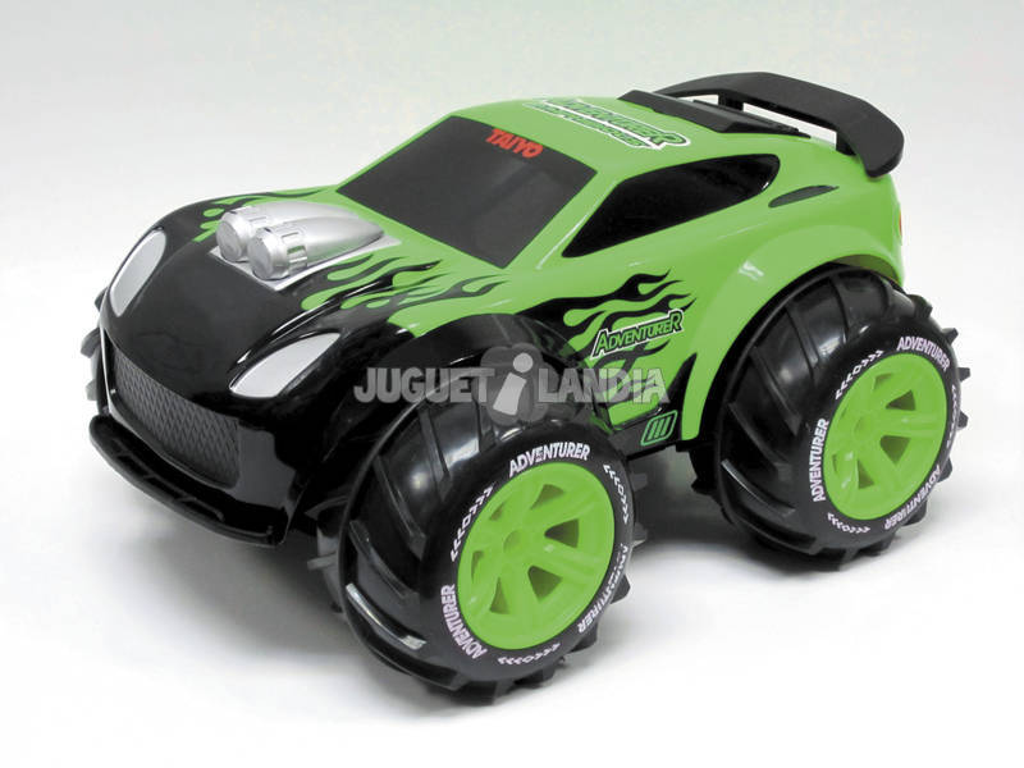 Radio Control 1:14 AdventureR Verde Neon Taiyo 140000B