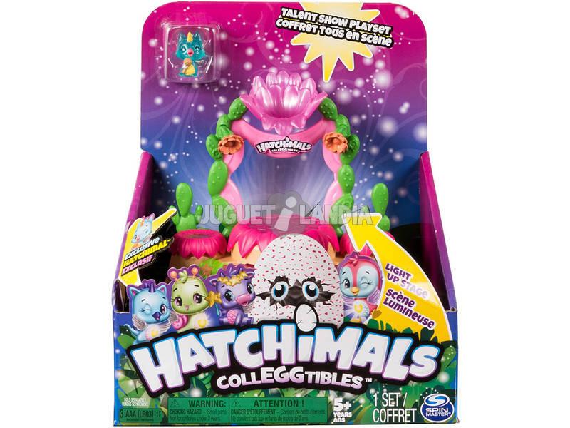 Hatchimals Operação Hatchimals Playset Bizak 6192 9134