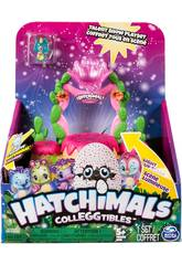 HATCHIMALS L' Playset di Set Bizak 6192 9134