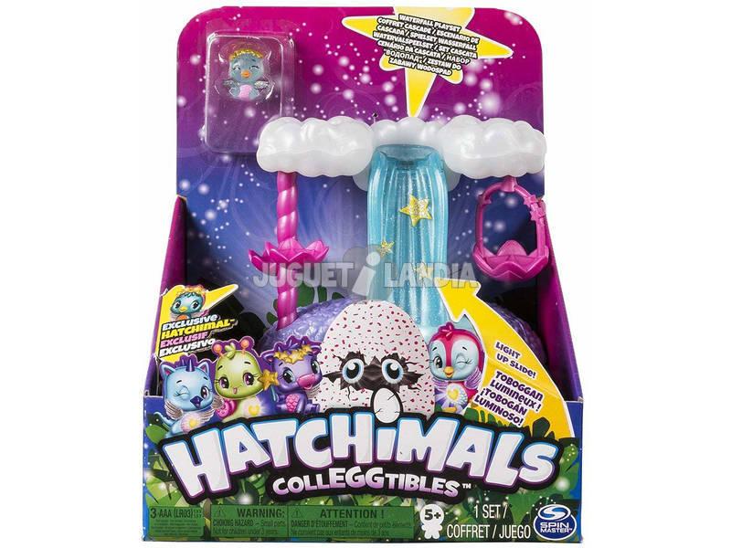Hatchimals Cascada Mágica Playset Bizak 6192 9135