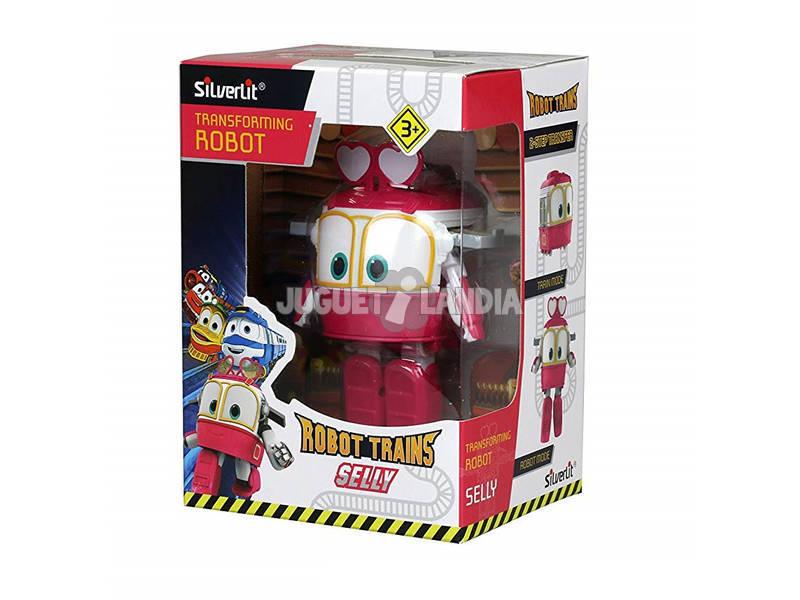 Robot Trains Transformable Surtido 2 Bizak 6200 0173
