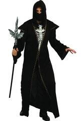 imagen Disfraz Adulto Hombre Monje Asesino Talla L