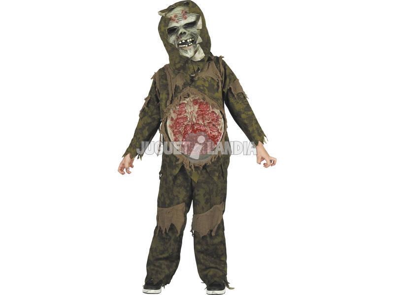Disfraz Niño Demonio Muerto Talla S