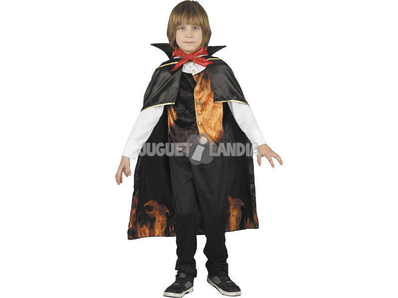 Costume Bimbo Vampiro Infernale S