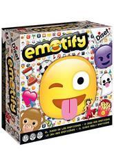 Emotify Le Jeu des Émoticônes Diset 62301