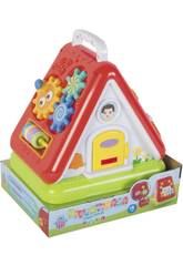 Casa Infantil Actividades Bilingüe