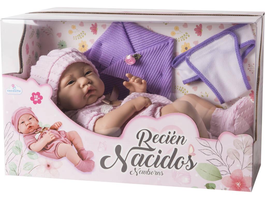 Bebé 38 cm. con Accessori