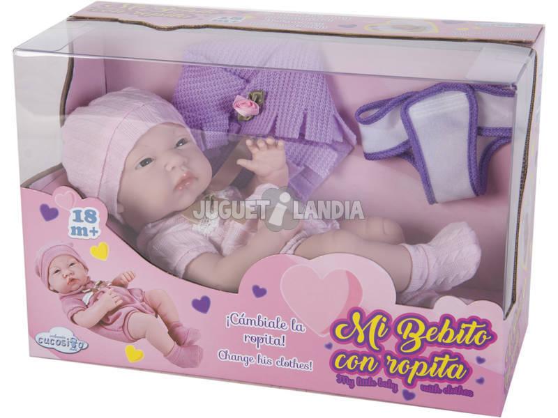Bebé 30.5 cm. con Accesorios