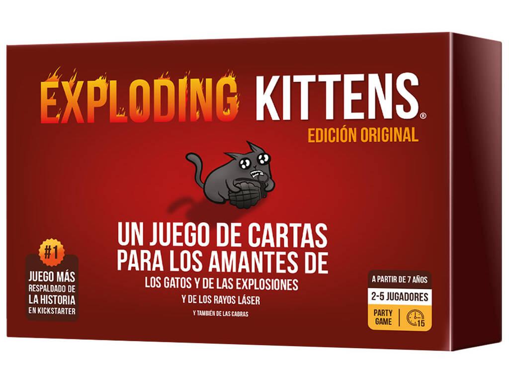 Exploding Kittens Asmodee EKEK01ES