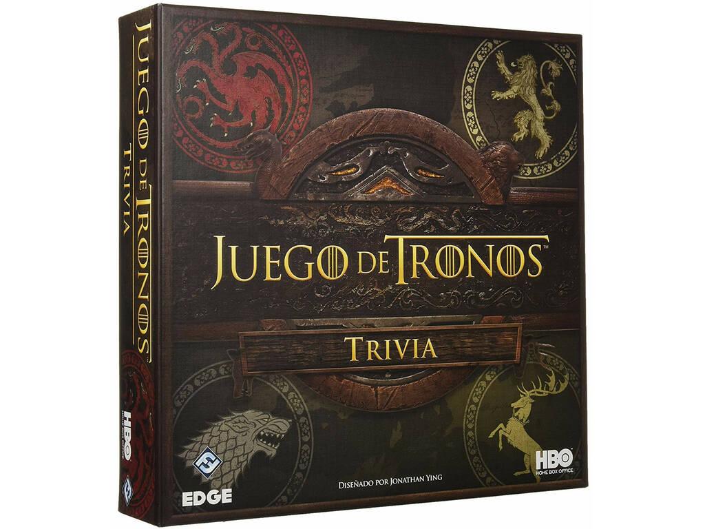 Jogo de Tronos Trivia Asmodee FFHBO10