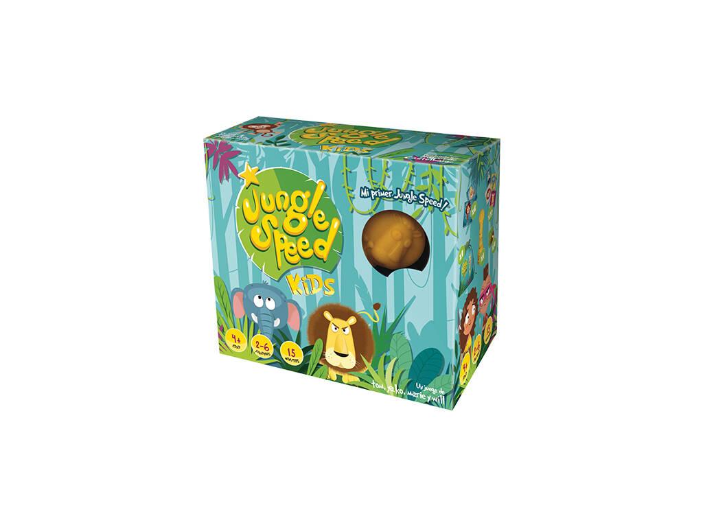 Jungle Speed Kids Asmodee JSKI02ES