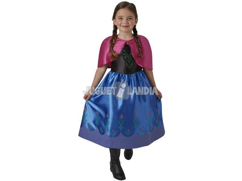 Disfraz Niña Anna Classic Talla S rubies 620977-S