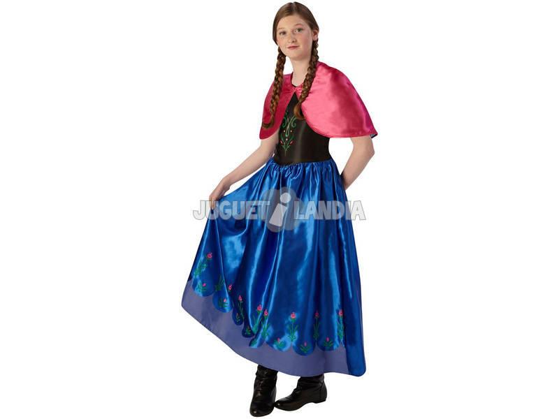 Disfarce de Menina Anna Classic Tamanho XL Rubies 620978-XL