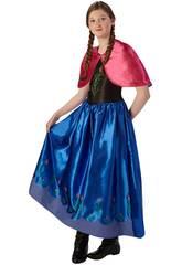 Kostüm für Mädchen Anna Classic Größe XL Rubies 620978-XL