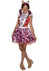 imagen Disfraz Niña Enchantimals Felicity Fox Classic Talla M Rubies 641212-M