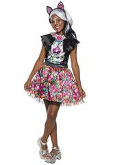 imagen Disfraz Niña Enchantimals Sage Skunk Classic Talla S Rubies 641216-S